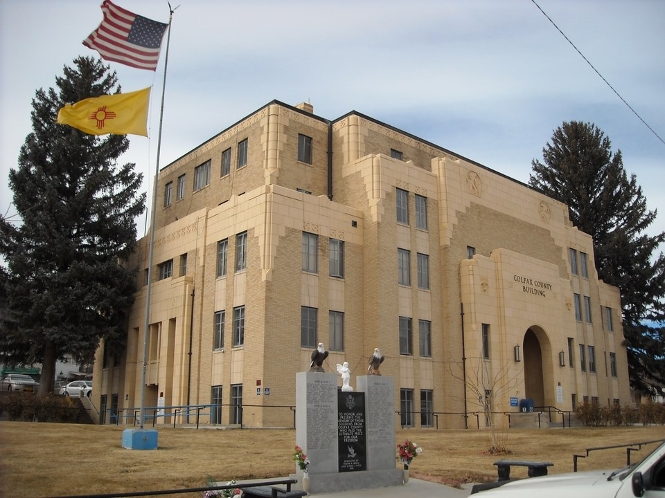 Colfax County Offices