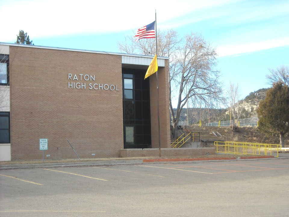 Raton High School